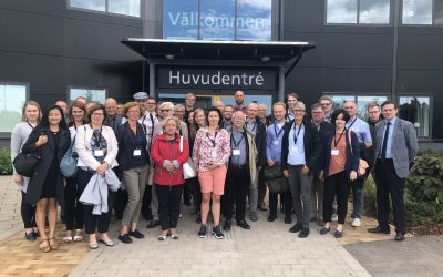 LowTEMP study visit in Halmstad and Malmö, 12-13 June 2018