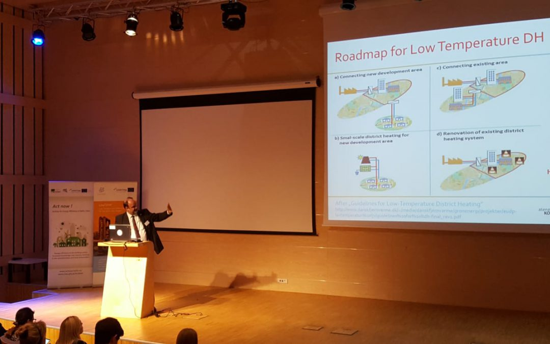 """IMP PAN organised """"Energy Efficient Cities"""" Conference in Gdansk, Poland"""