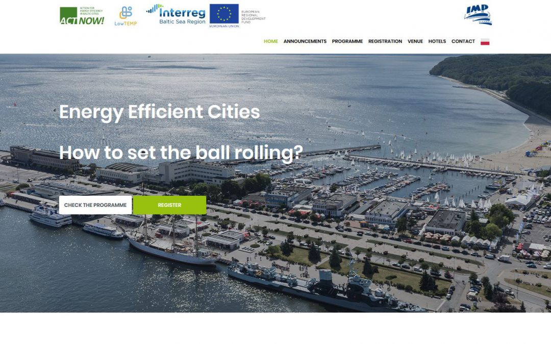 Energy Efficient Cities – How to set the ball rolling?