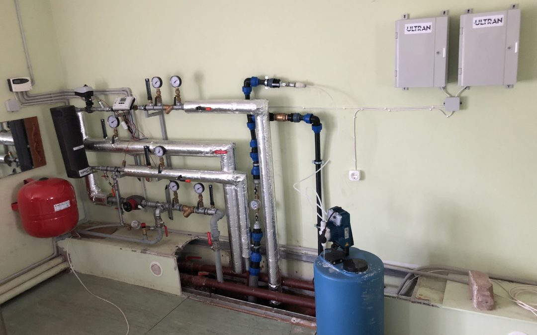 First season with low temperature district heating system pilot project in Beļava