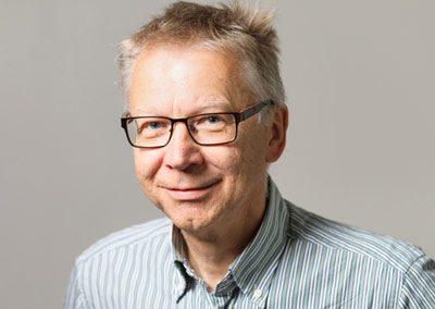 Sven Werner, Halmstad Hogskola