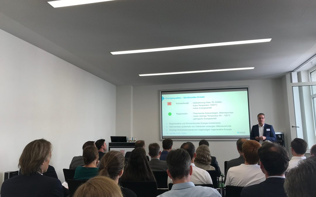 "LowTEMP at the Cluster Renewable Energy Hamburg ""Heating Forum"""