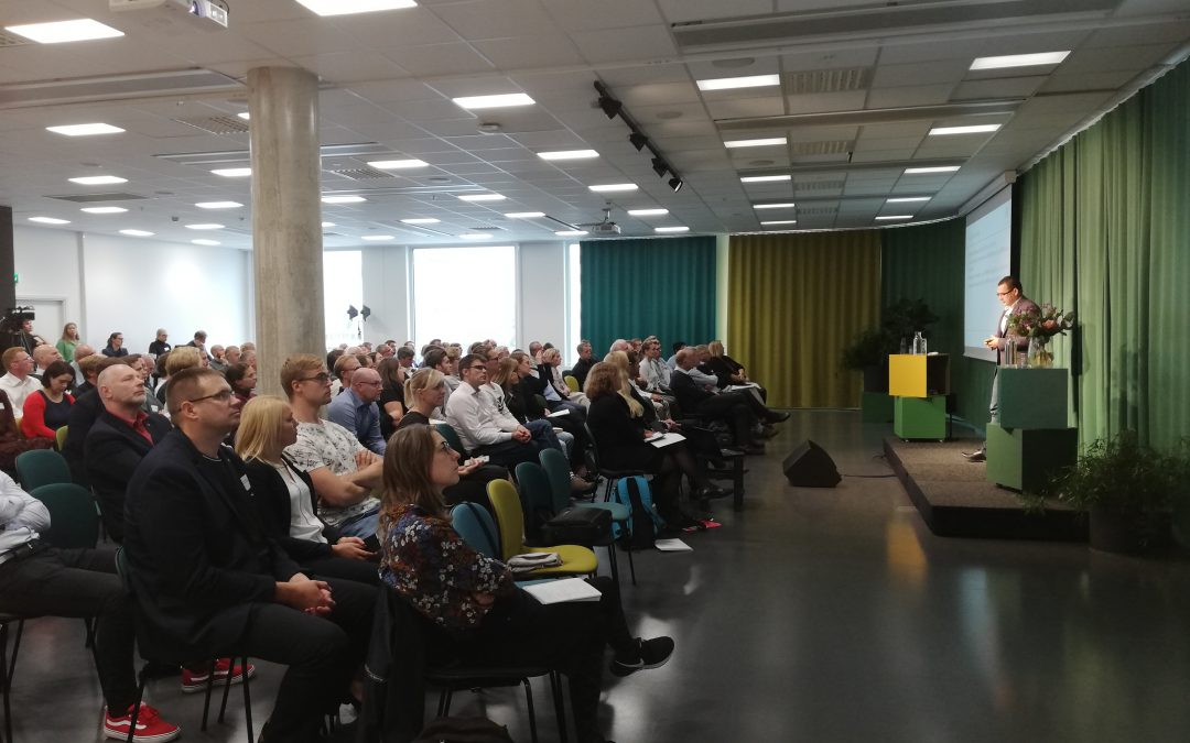 """LowTEMP Conference """"The Future of Thermal Grids"""" – Knowledge Exchange about District Heating in Malmö"""