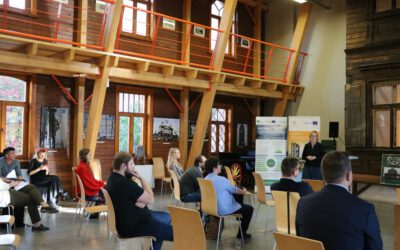Sharing experience of implementing low temperature district heating in Vidzeme region