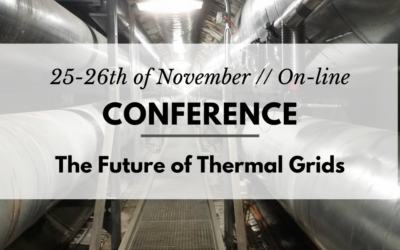 The Future of Thermal Grids – Conference on 25 to 26 November 2020