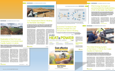 LowTEMP featured in EUROHEAT&POWER Magazine